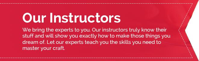 CSIRIIT: Expert Instructors